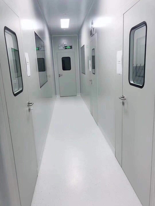 Công trình phòng sạch tại nhà máy dược phẩm